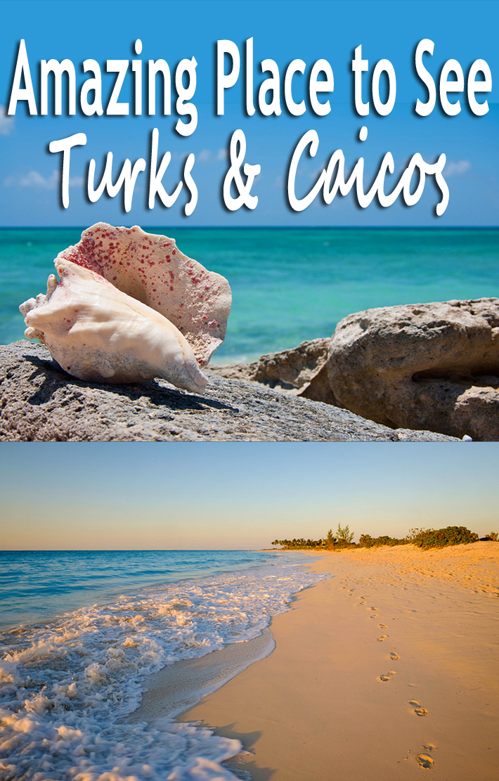 Amazing Place to See Turks & Caicos