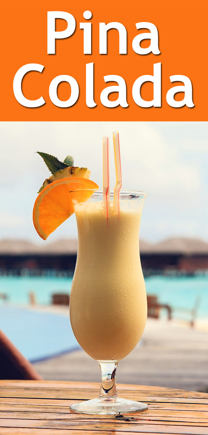 Refreshing Pina Colada - Know 2 How