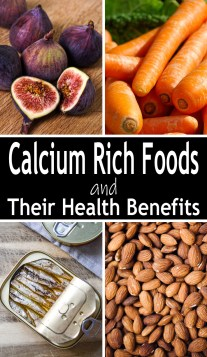 Calcium Rich Foods And Their Health Benefits
