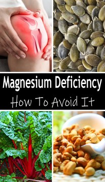 Magnesium Deficiency And How To Avoid It