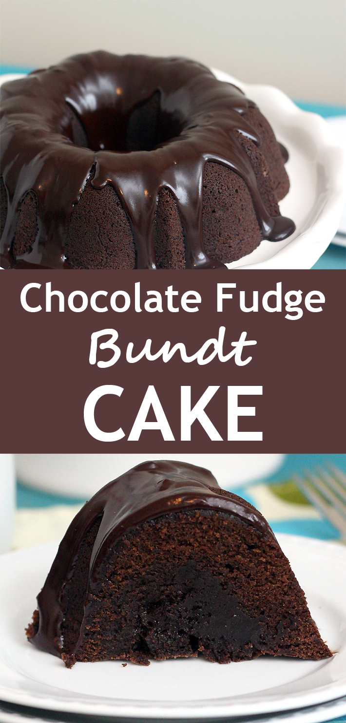 Chocolate Fudge Bundt Cake - Know 2 How
