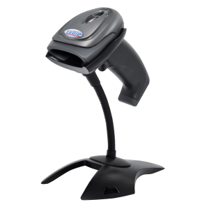 Mounted barcode scanners