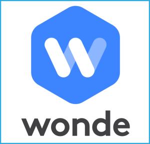 School library software-Wonde logo