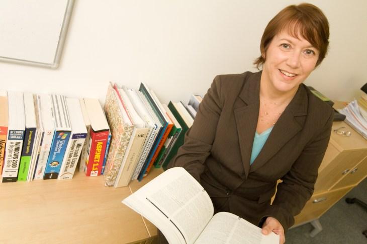 Penny Bailey, Managing Director