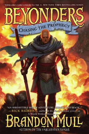 Beyonders Chasing the Prophecy PDF