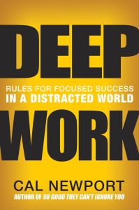 Deep Work by Cal Newport PDF Free Download