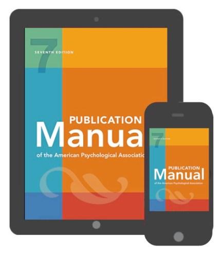 apa manual 7th edition pdf download