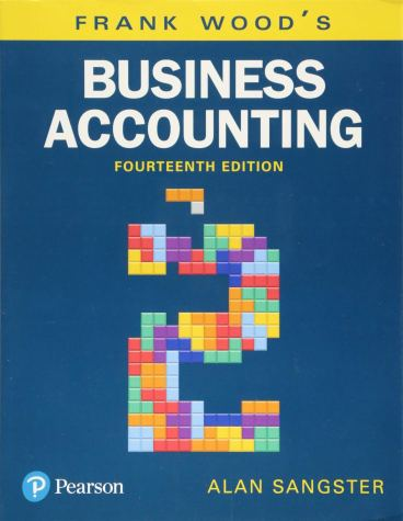 Frank Wood Business Accounting Volume 2 14th Edition PDF