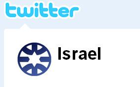 Israel on Twitter
