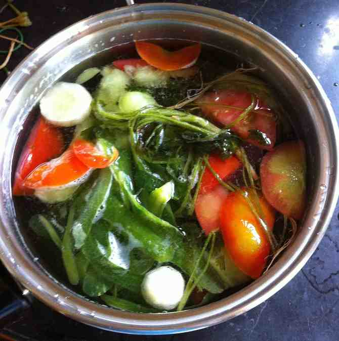 Homemade Gluten Free Soup Stock {Click the picture for the recipe}