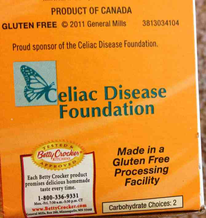 Warning, Your Gluten Free Food Might NOT Be Celiac Safe ...