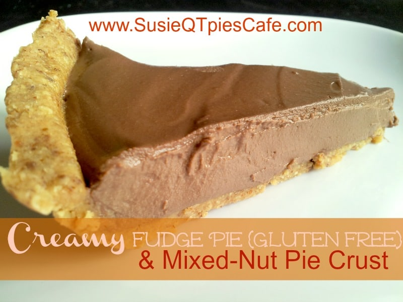 Creamy Fudge Pie