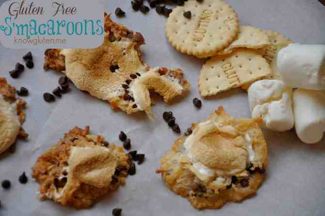 Gluten Free S'macaroons from knowgluten.me