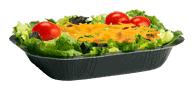 Side Garden Salad no croutons