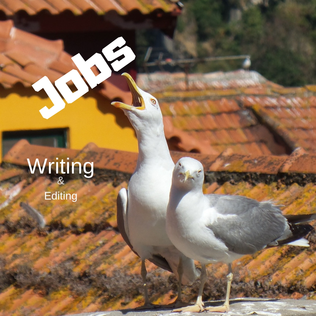 Freelance Writing + Editing Jobs ~ KnowGoodWords