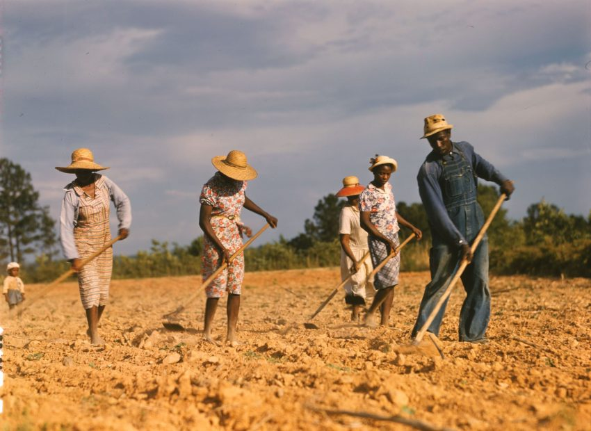 social media and sharecropping share a playbook