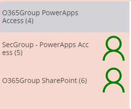 PowerApps: Azure Active Directory Groups » Knowhere365