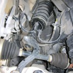 REPLACING SHOCK ABSORBER: WHEN IS IT TIME?