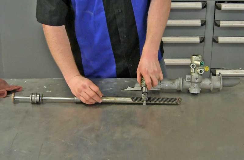 power steering rack problems and