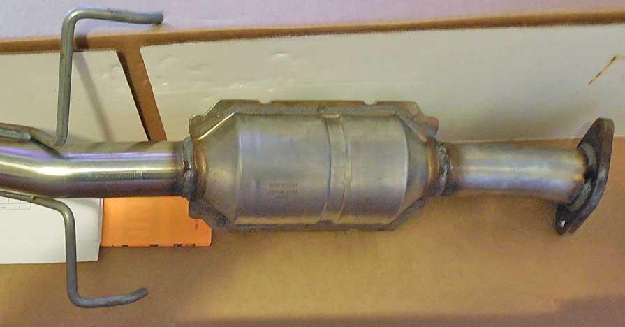 catalytic converter failure 3 common