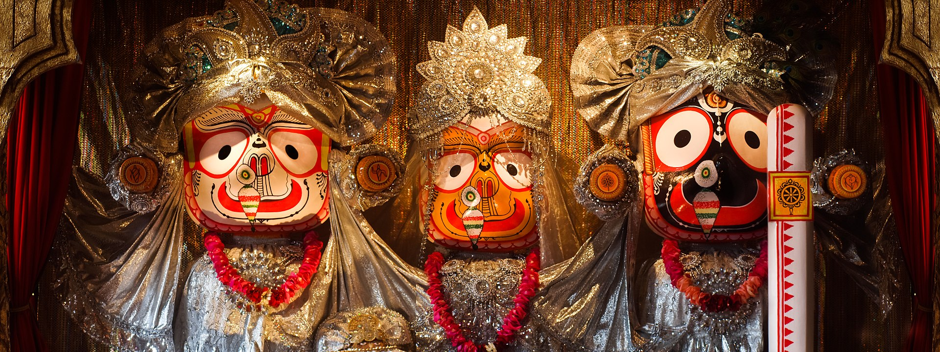 Lord Jagannath and The Puri Temple
