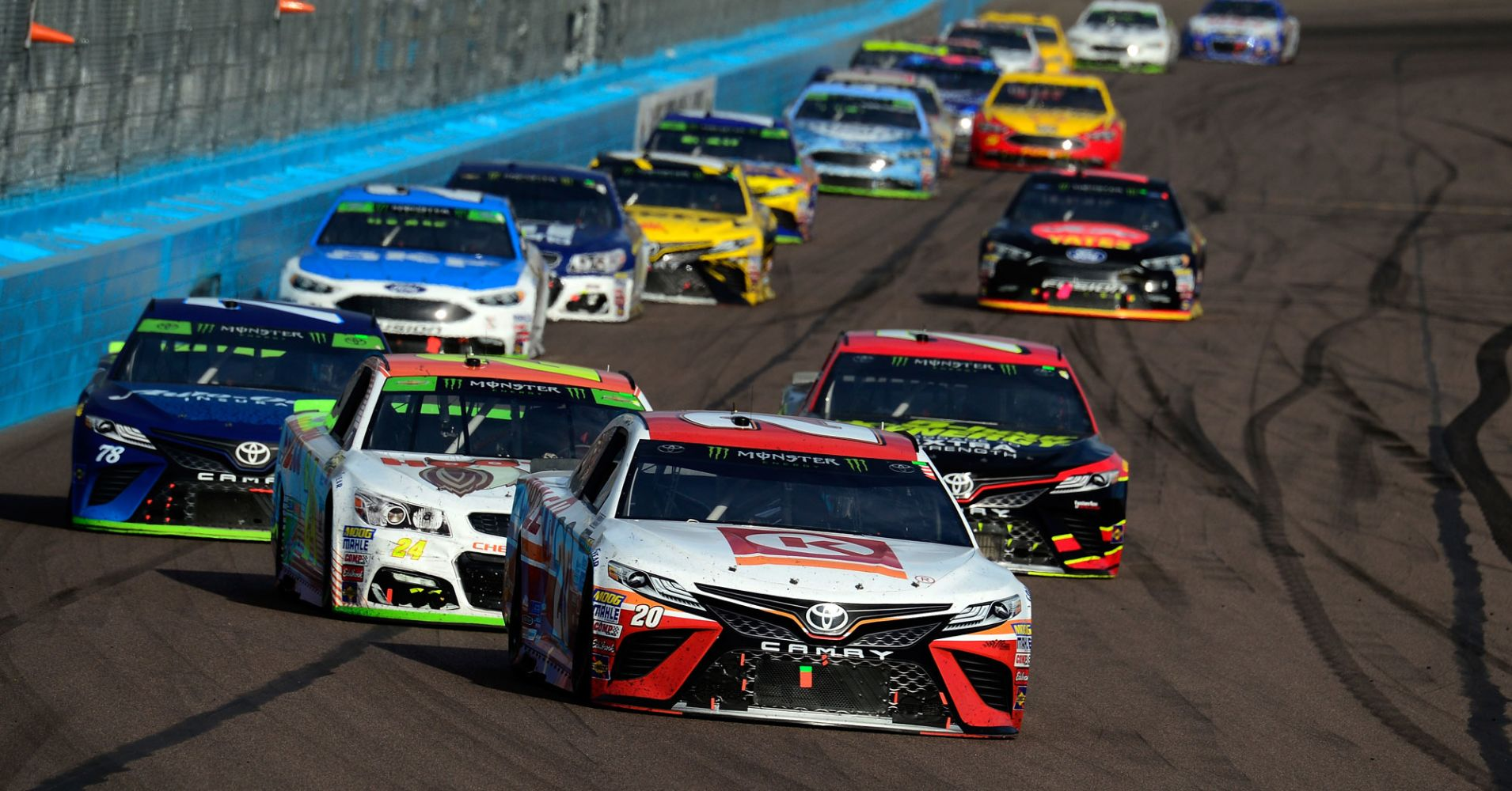 NASCAR and the history of Stock Car Racing