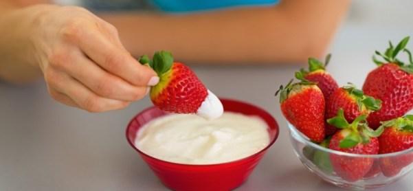 Comer yogur reduce el riesgo de diabetes