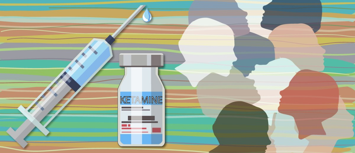Schizophrenia in a Vial? The Story of Ketamine