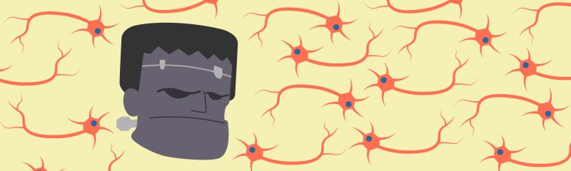 Neuron Transplantation Cartoon