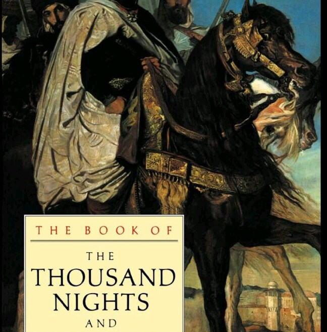 THE THOUSAND NIGHTS AND ONE NIGHT (ARABIAN NIGHTS): VOLUME 2