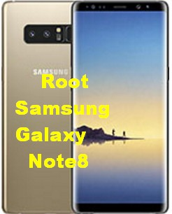 Root Samsung Galaxy Note8