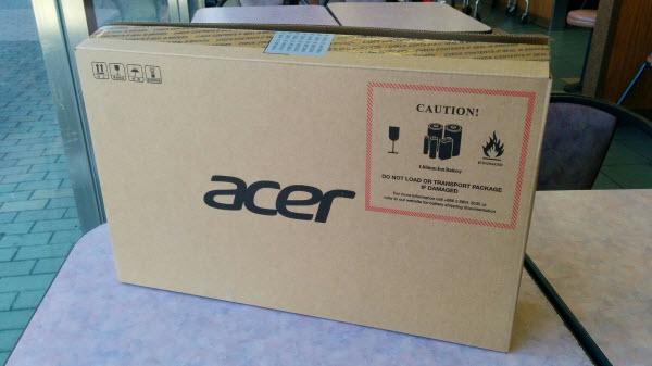 Acer C720 Chromebook セットアップ2