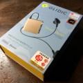 GLIDiC Sound Air WS-7000NC 外箱です