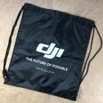 DJIドローン初心者向けセミナーバッグです