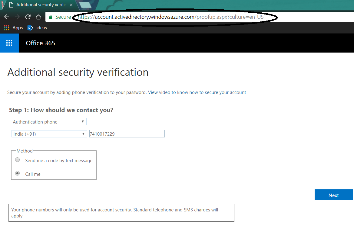 fig7_MFA_Additional security verification page