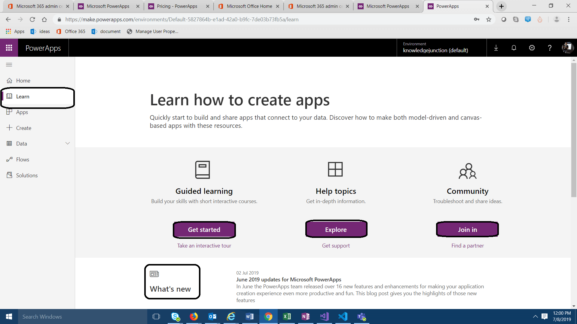 PowerApps – What is PowerApps for beginners? | Knowledge