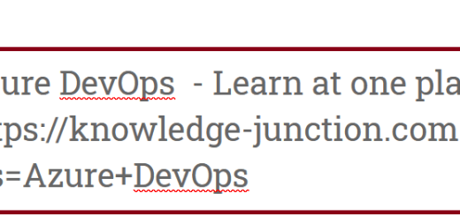 Learn DevOps at one place