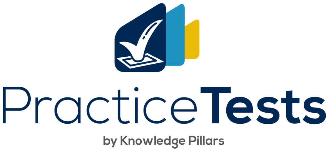 Knolwedge Pillars Practice Test Logo