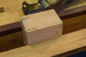 Flush inserts with a block plane