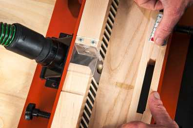 UJK Technology OTORO Compact Palm Router Table