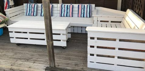 Pallet furniture (sallyannjohnston)