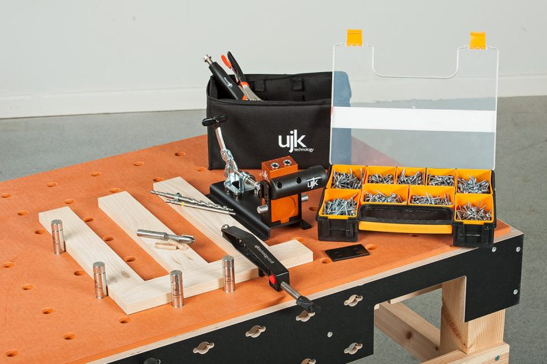 UJK Pocket Hole Jig