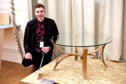 Matt Hill - Array Table