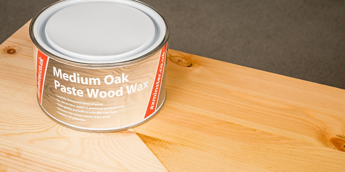 Medium Oak Wood Wax