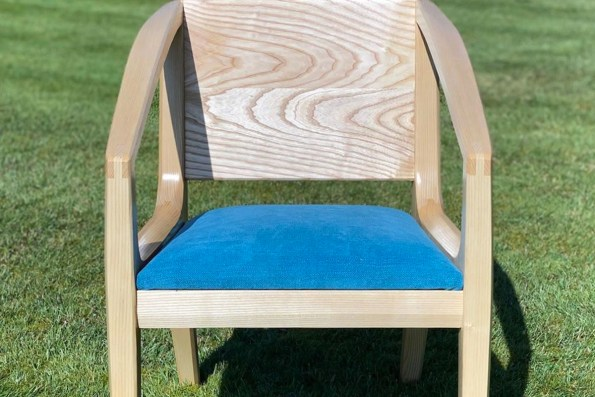 Scott Hamilton - Ash chair