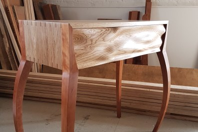 Thomas Eddolls - Highly Commended. Dune Hall Table