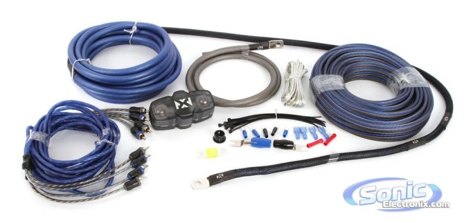 sound system wiring kit for sale  wiring diagram services •