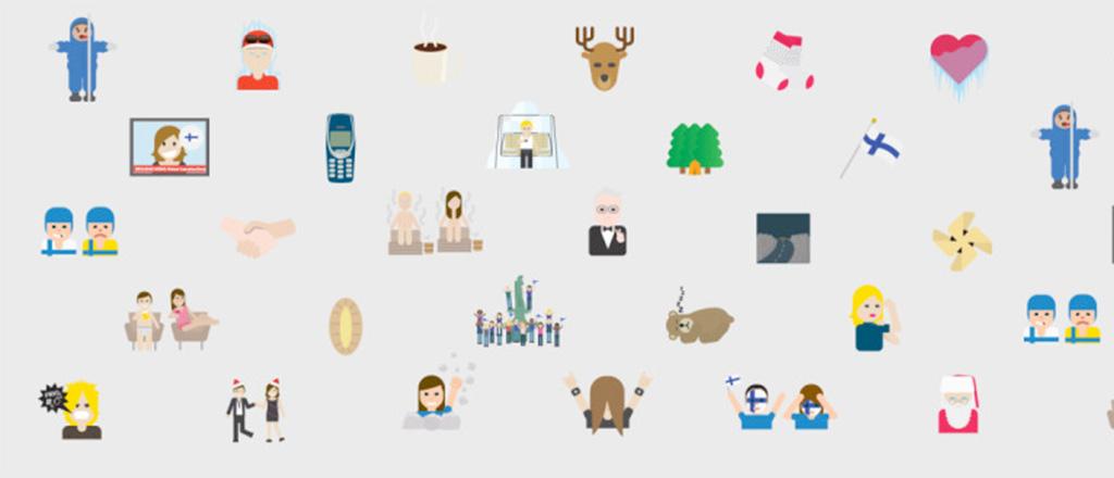 Bilderesultat for finske emojis