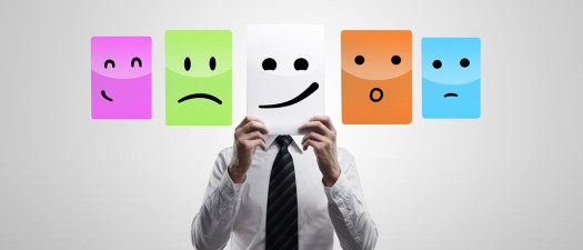 Emotional Intelligence helps you read past the masks people apply over their emotions.