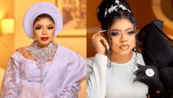 """This Is How A Billionaire Girlfriend House Should Look""- Bobrisky Shows Off His Expensive Living Room Interior (PHOTO)"